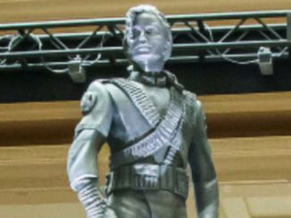Michael Jackson Statue at Mandalay Bay/Pintrest