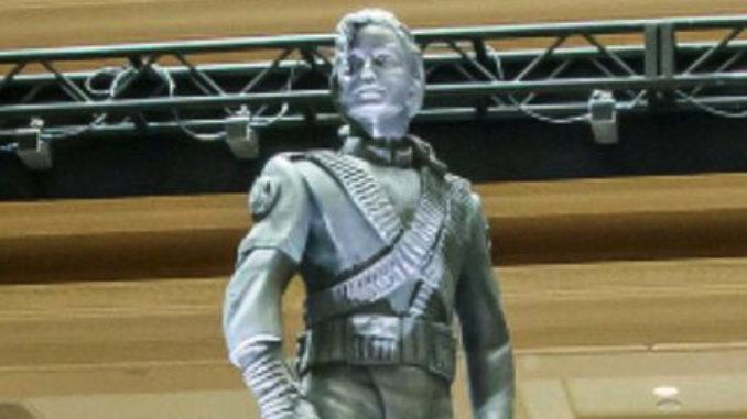 Michael Jackson Statue at Mandalay Bay/Pintrest