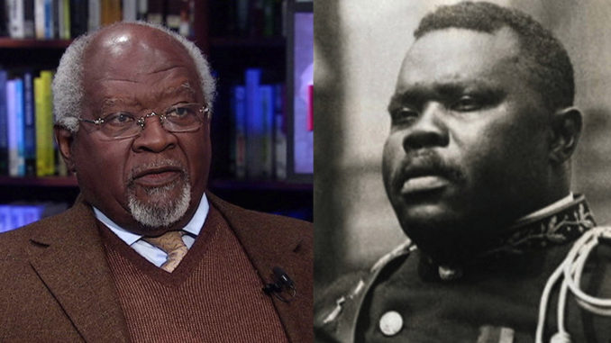 """Reparations is a conversation that is in-depth and involved and it's a long and necessary conversation,"" Garvey said."