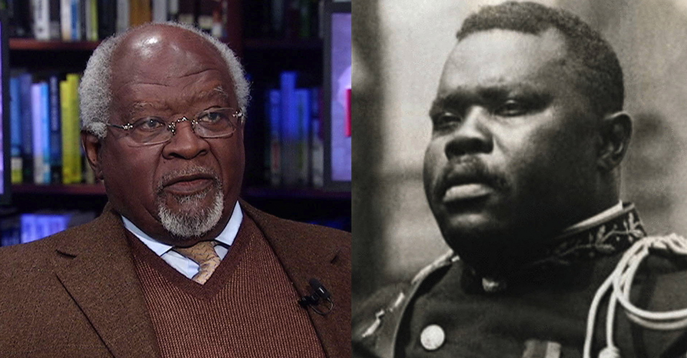 Dr. Julius Garvey Still Seeking Redemption for his Father and Africans