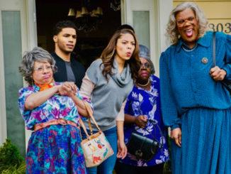 Cast of A Madea Family Funeral.