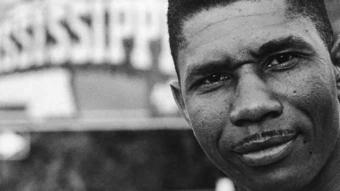 Medgar Evers (Photo: FBI.gov)