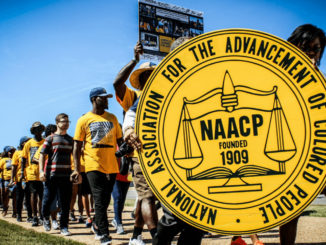 """Photo Caption: """"In a country shaped by race relations, pollution and polarizing political struggles, Detroit stands out as the epitome of the urgent need and struggle for change,"""" said Derrick Johnson, NAACP President and CEO."""