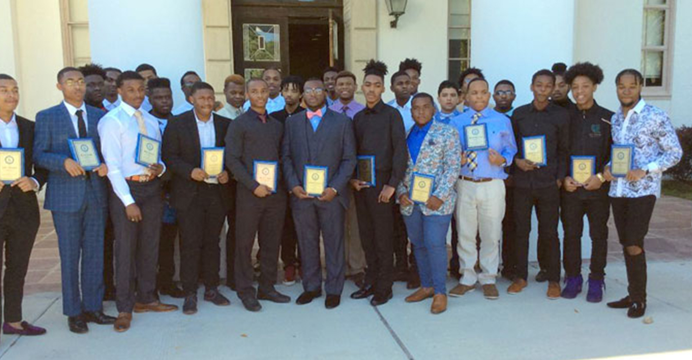 Outstanding Minority Youth by Phi Beta Sigma Fraternity, Incorporated – Theta Beta Sigma Chapter