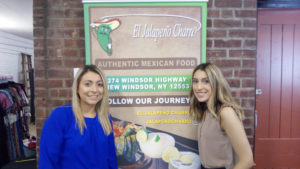 Sisters, Clara and Perla Godinez of El Jalapeno Charro Restaurant in New Windsor, were one of 39 vendors at Sunday's Second Annual Latinos in Business Expo, held at The Armory Center. The dynamic culinary duo offered delicious, authentic Mexican cuisine.