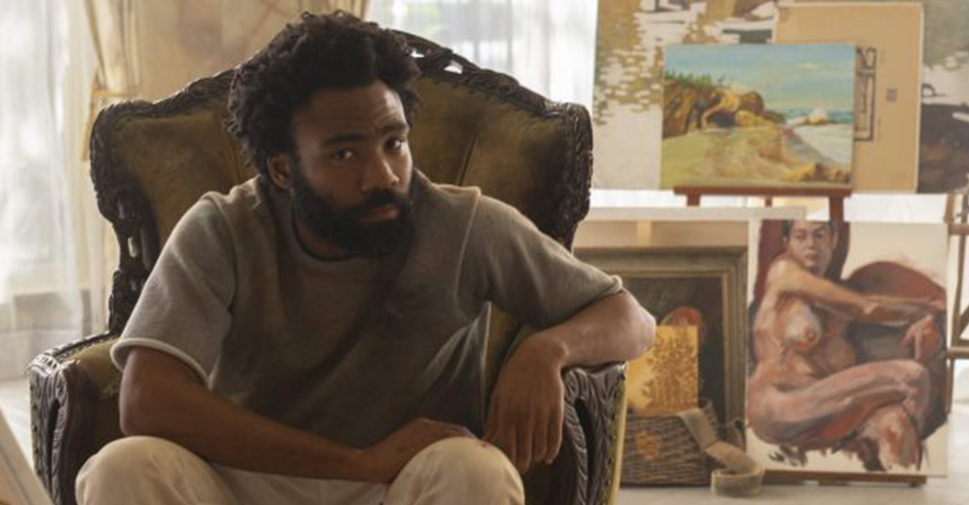 Donald Glover is partnering with Adidas Originals on a new show line. (Photo provided by Adidas)