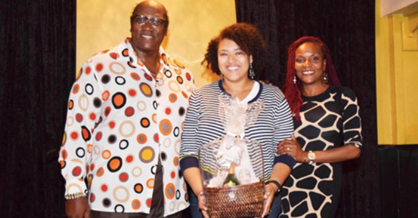 Program Success networking affair (Photo by: jacksonvillefreepress.com)