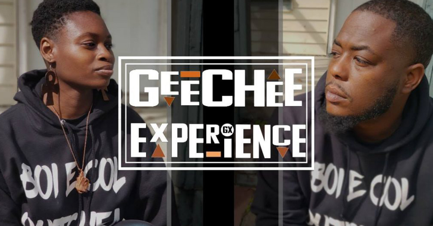Akua Page and Chris Cato, co-founders of The Geechee Experience