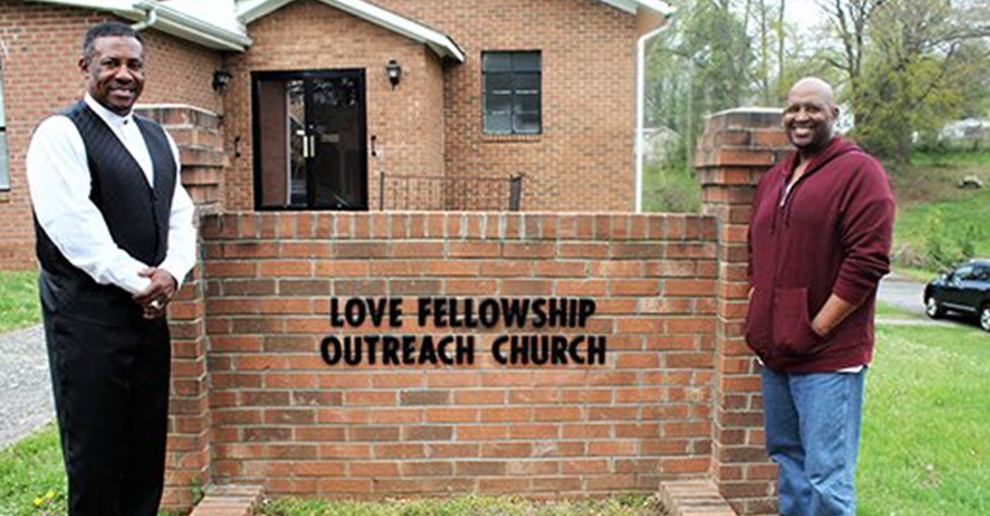 Love Fellowship Outreach Church and Christ Unity (Photo by: wschronicle.com)