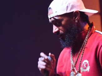 Nipsey Hussle (Photo credit: Norm Johnson for Steed Media)