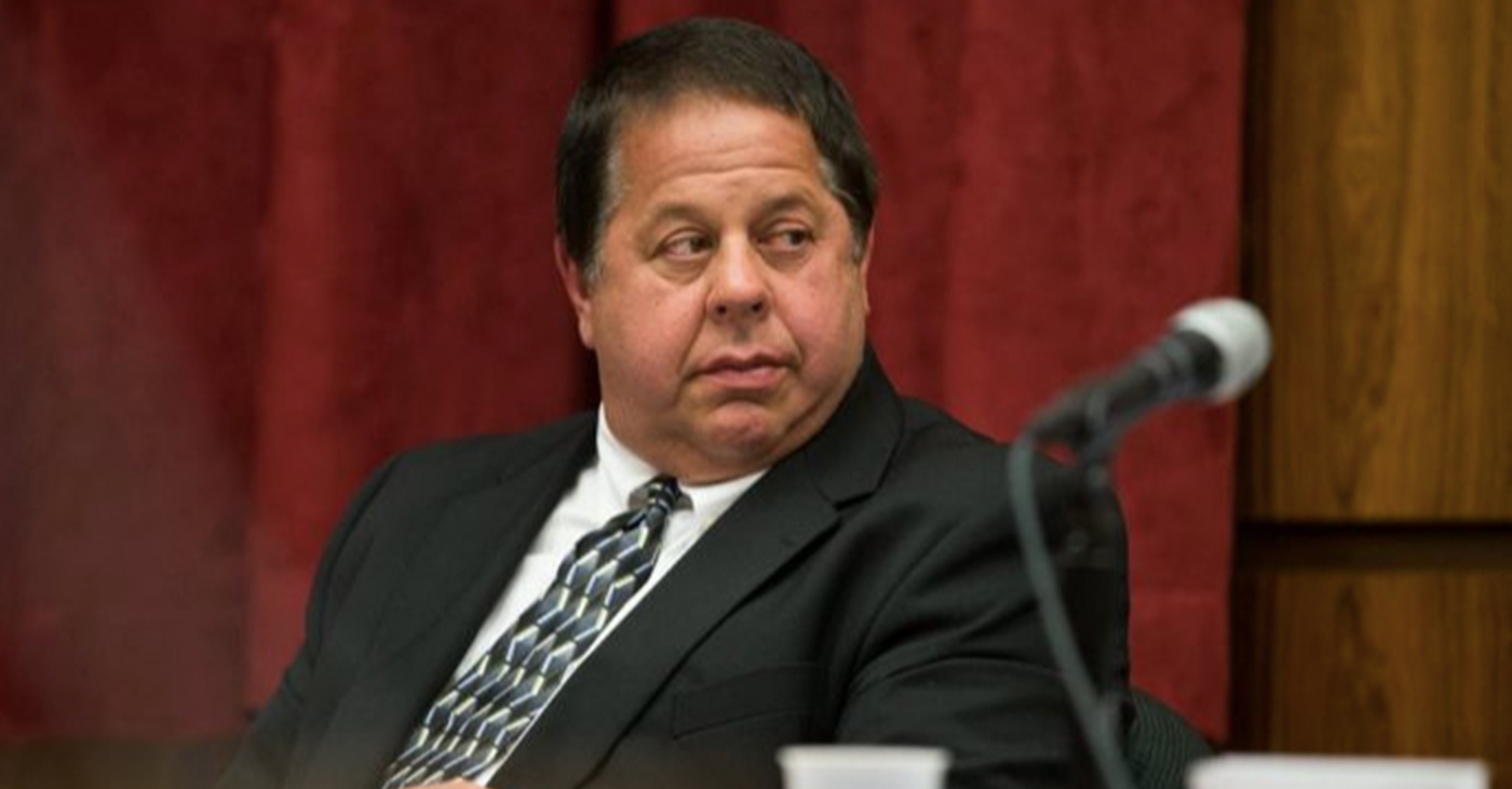 Luzerne County Councilman Robert Schnee (Photo By: Dave Scherbenco/Citizens Voice)