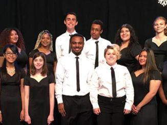 SDUSD Choral Honor (Photo © 2019 Sandiegounified.org)