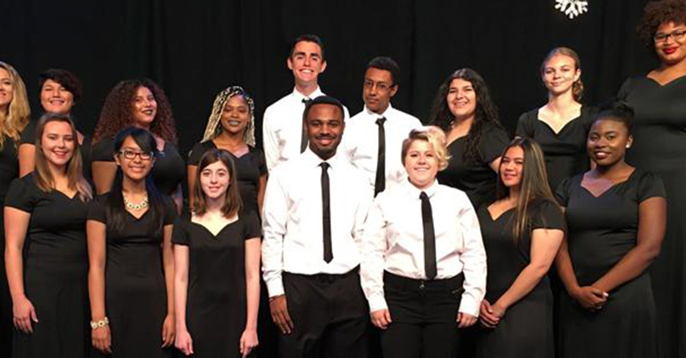 SDUSD Choral Honor (Photo © 2019 Sandiegounified.org)