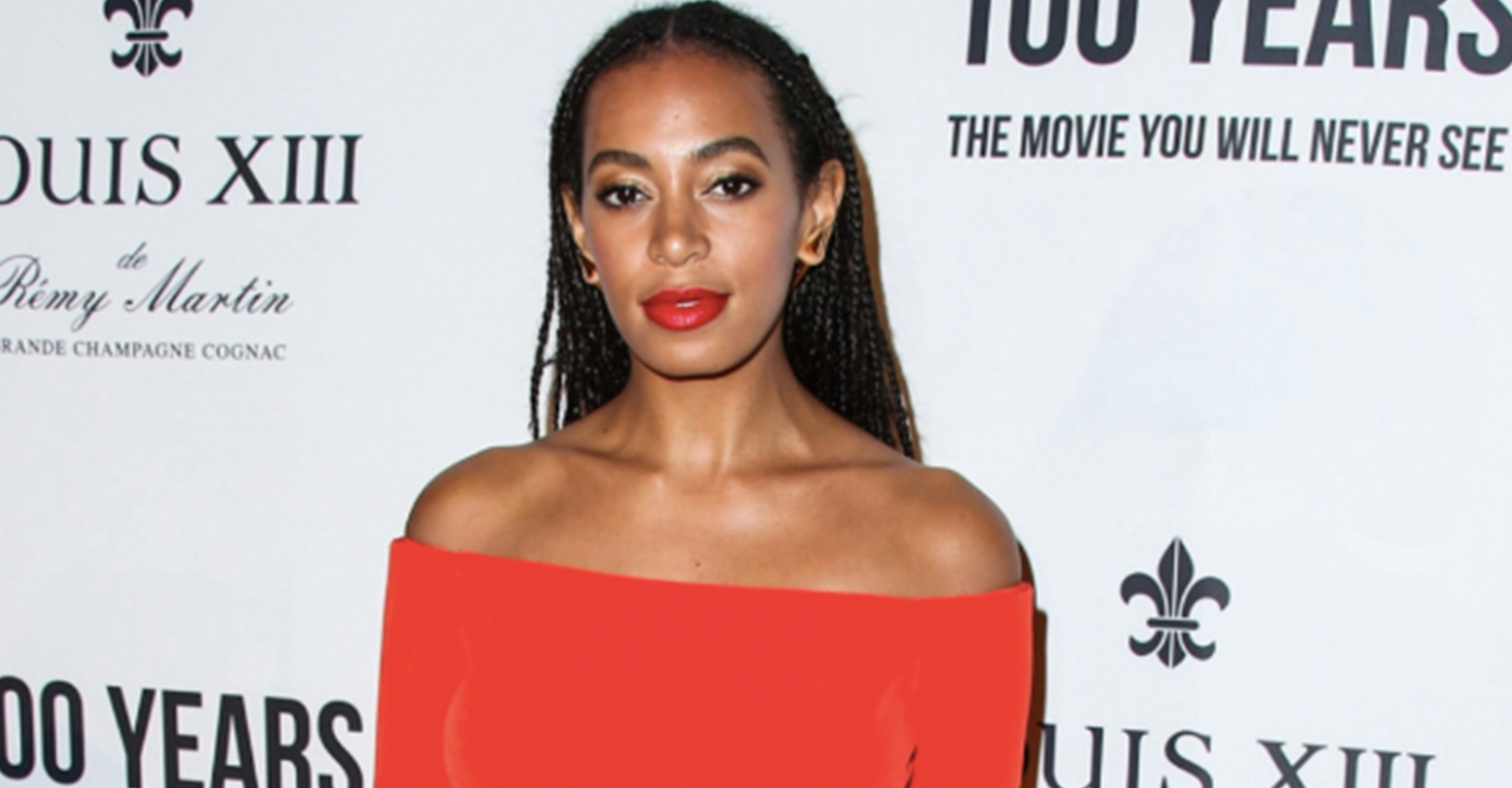 Solange Knowles (Photo Credit: Splash News)