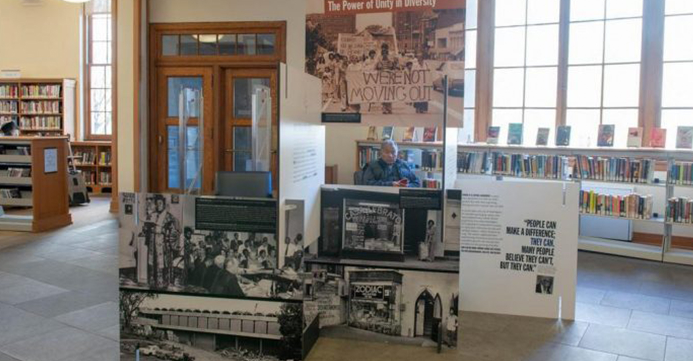 The Anacostia Community Museum will be under renovation until the fall, however satellite spaces all over the city intend on keeping its exhibits alive until it reopens in October. (Courtesy Photo)