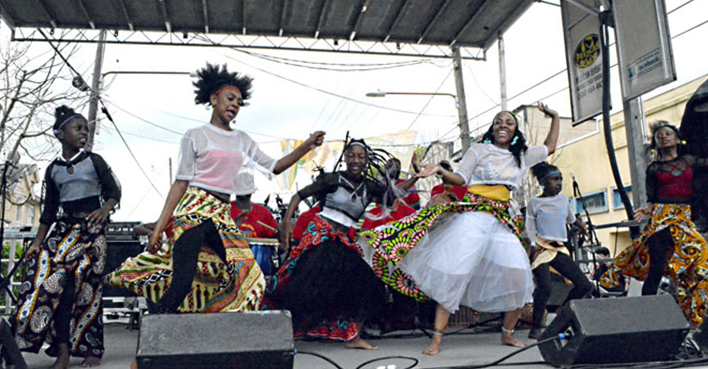 The Freret Street Festival (Photo by: Kichea S. Burt)