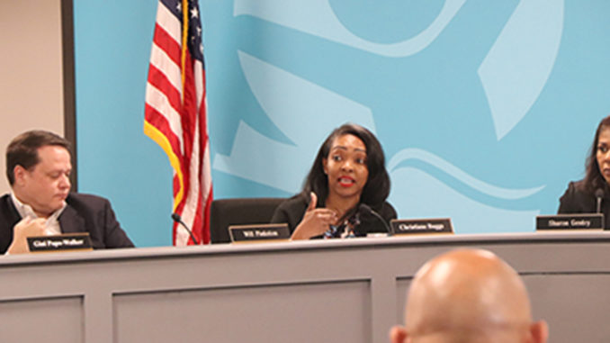 """We did not do our part,"" said School Board Vice Chair Christiane Buggs."
