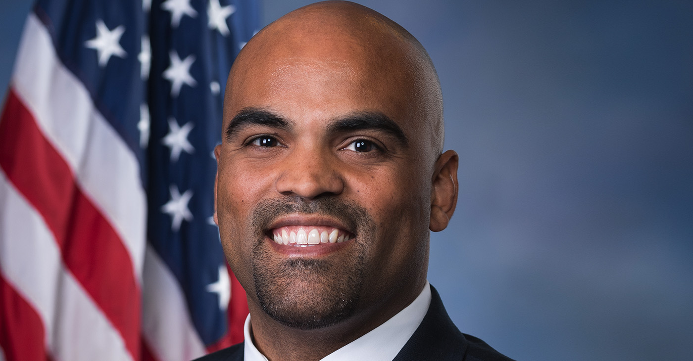 Colin Allred Official Photo - https://allred.house.gov/