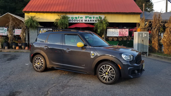 2019 MINI Cooper Countryman S E AWD Plug-In Hybrid: The Brand's Only Alternative Fuel Vehicle (Photo: Jeff Fortson / JeffCars.com