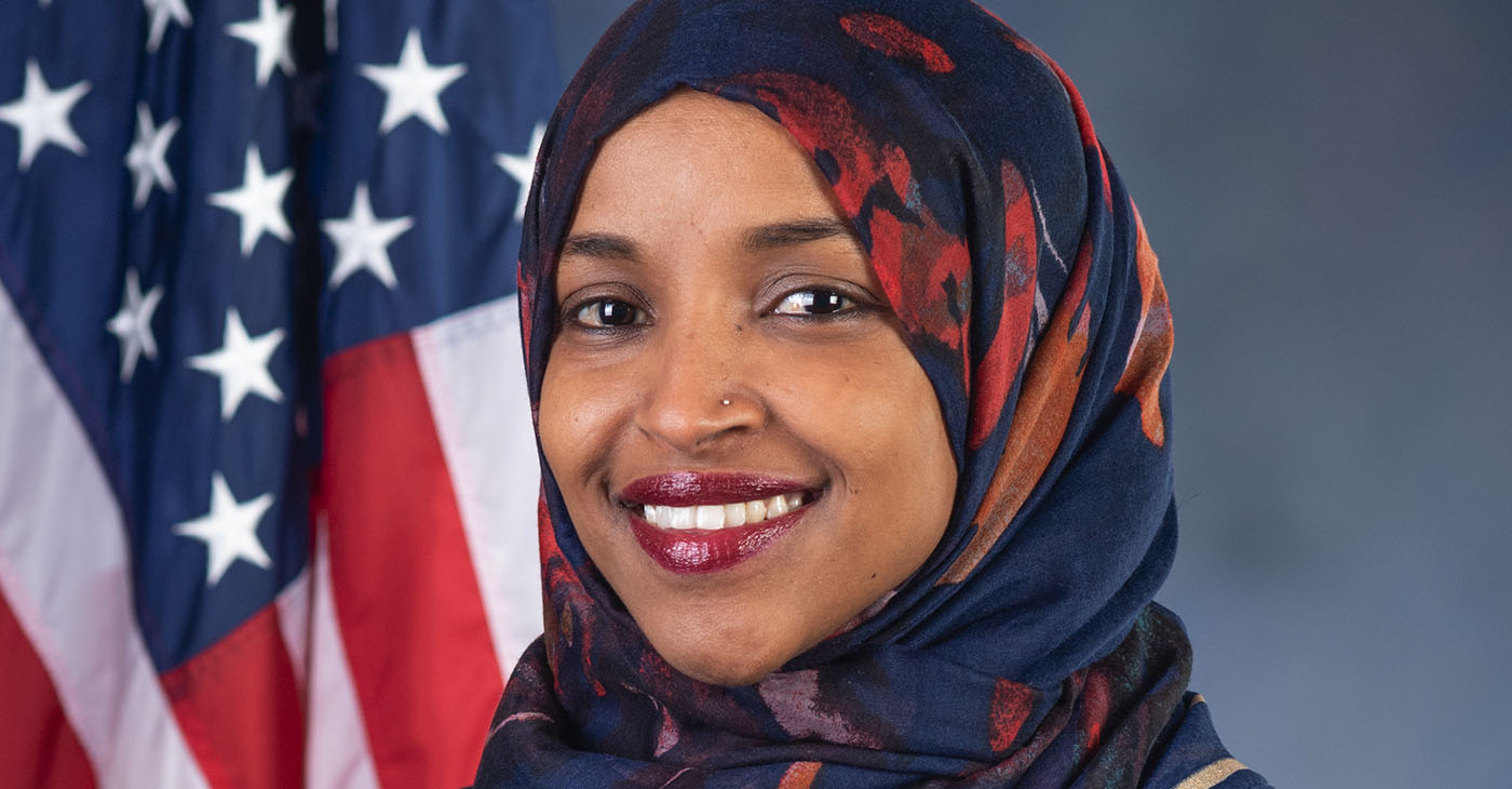 """""""Members of Congress have a duty to respond to the President's explicit attack today. @IihanMN's life is in danger. For our colleagues to be silent is to be complicit in the outright, dangerous targeting of a member of Congress. We must speak out,"""" said Rep. Alexandria Ocasio Cortez (D-NY)."""