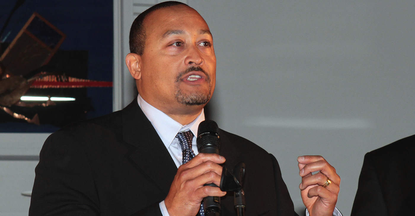 """It has become clear that our only value to Nexstar was diversity optics at the FCC,"" said MBG president and CEO Pluria Marshall Jr. (pictured) ""Ever since the deal was signed, Nexstar has gone to great lengths to constantly interfere, undercut our authority and sabotage our business, with little regard for the agreements in place with us or the FCC."""