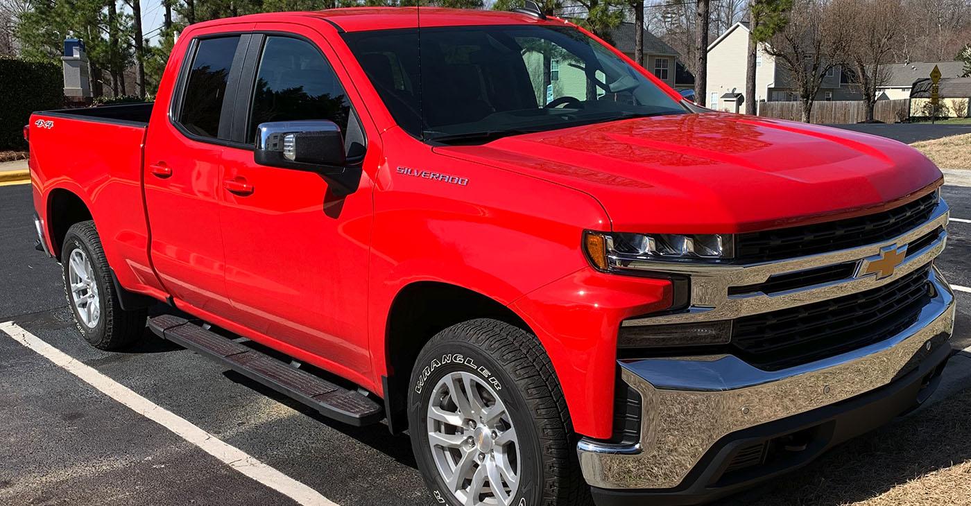 AUTO REVIEW: 2019 Silverado Double Cab Pickup