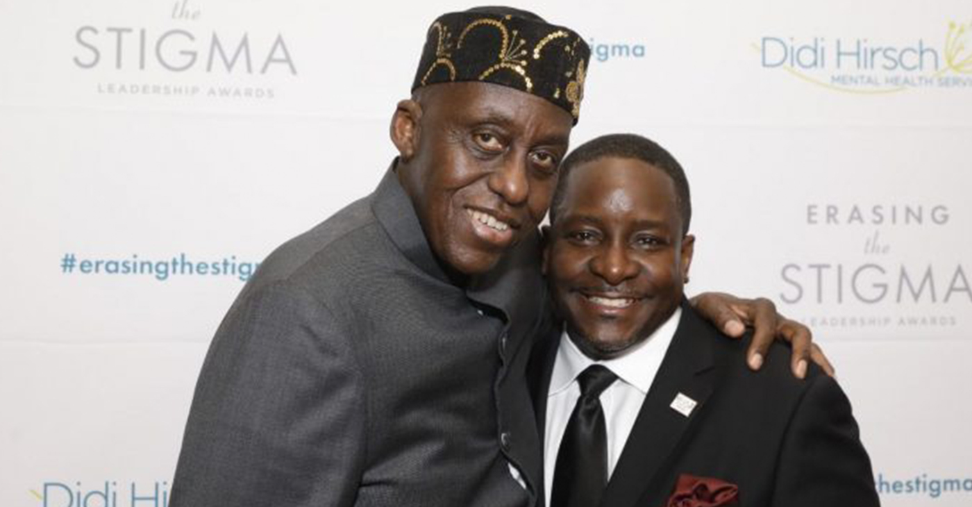 Bill Duke and William Michael Barbee (Courtesy photo)