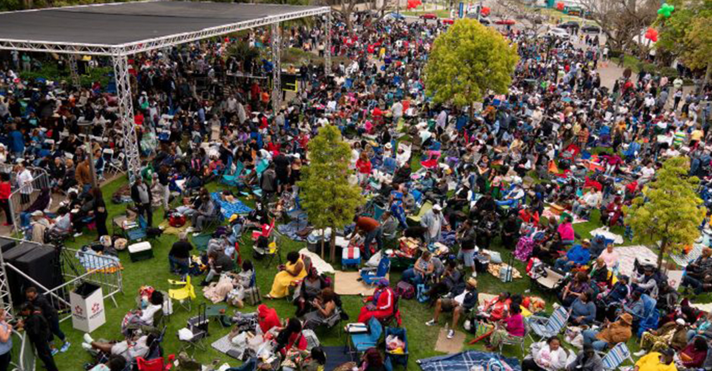 Earth Day Music Festival (Courtesy of City of Inglewood)