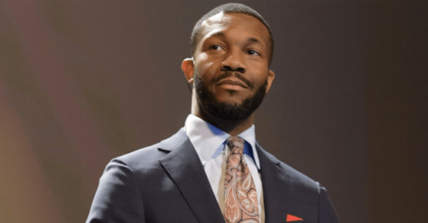 Birmingham Mayor Randall Woodfin