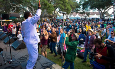 Photo by Cole Thompson/ Courtesy of Monterey Bay Jazz Festival