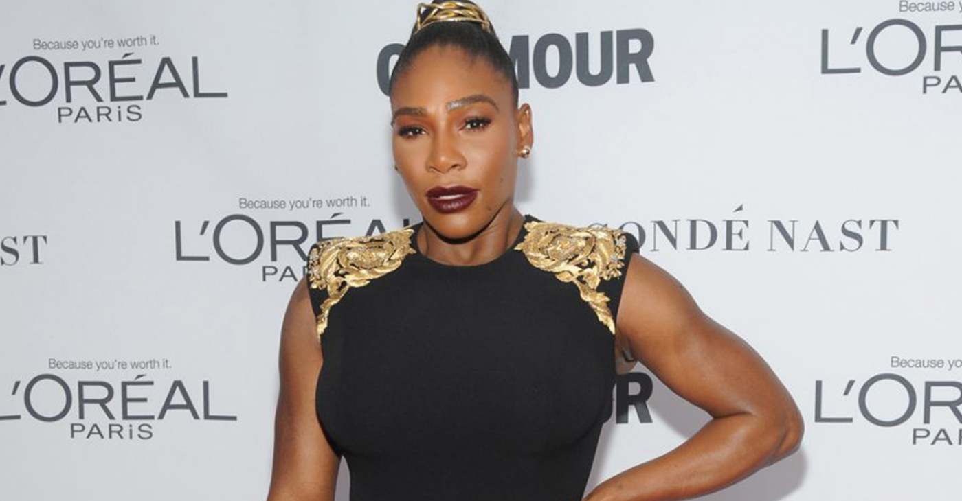Serena Williams (Photo Credit: Jackie Brown Splash News)