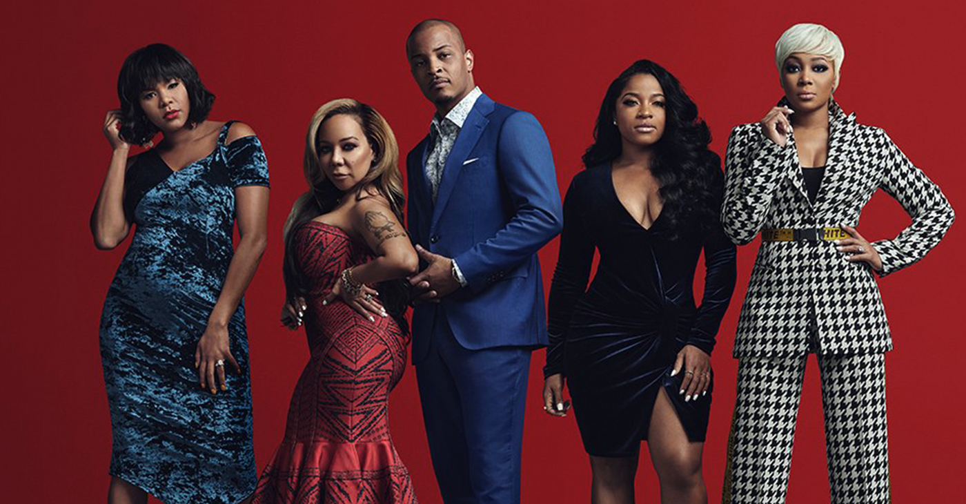 T.I. & Tiny: Friends & Family Hustle, with exciting lives and high stakes careers, this group of loyal friends will continue to support each other as they navigate the complex terrain of balancing family, fame and the hustle.