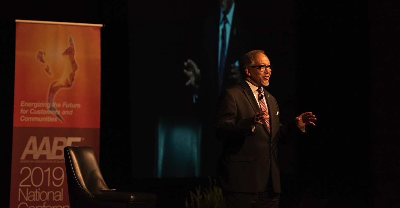 """""""There are tremendous career opportunities in the energy sector for African Americans,"""" said Dr. Benjamin F. Chavis, Jr., President and CEO of the NNPA. """"The future is going to be determined by how well humanity utilizes science to solve our problems, and I encourage young people in the Black community to get involved with STEM programs at a young age. One thing I intend to do with NNPA is to raise more public awareness about the opportunities in the energy sector for Black Americans."""""""
