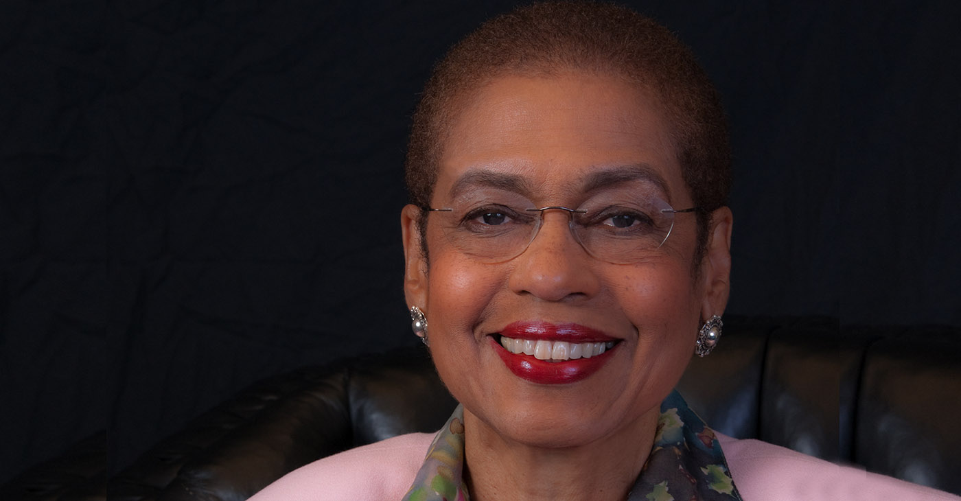 """The GAO's findings make it clear that there is still much progress to be made,"" said Rep. Eleanor Holmes Norton (D-DC)."