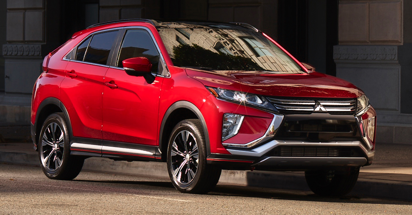 The Eclipse Cross had an EPA rating of 25 mpg in the city, 26 mpg on the highway and 25 mpg combined.