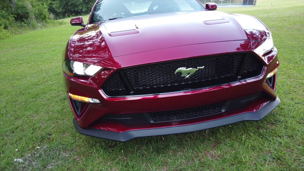 Best Detailed Walkaround 2019 Ford Mustang GT Coupe Premium