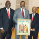 (l-r) Bernard Bridges, Judge Reeves, Derrick Johnson, Fred Banks, Douglas Sanders. (Photo by: themississippilink.com)