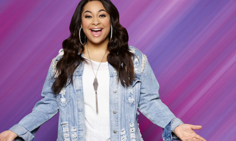 "RAVEN'S HOME – Disney Channel's ""Raven's Home"" stars Raven Symone as Raven Baxter. (Disney Channel/Craig Sjodin)"