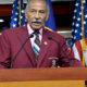 Former Rep. John Conyers (D-Michigan, 13th District) proposed the original bill mandating the study of reparations for descendants of enslaved Africans. (WI file photo)
