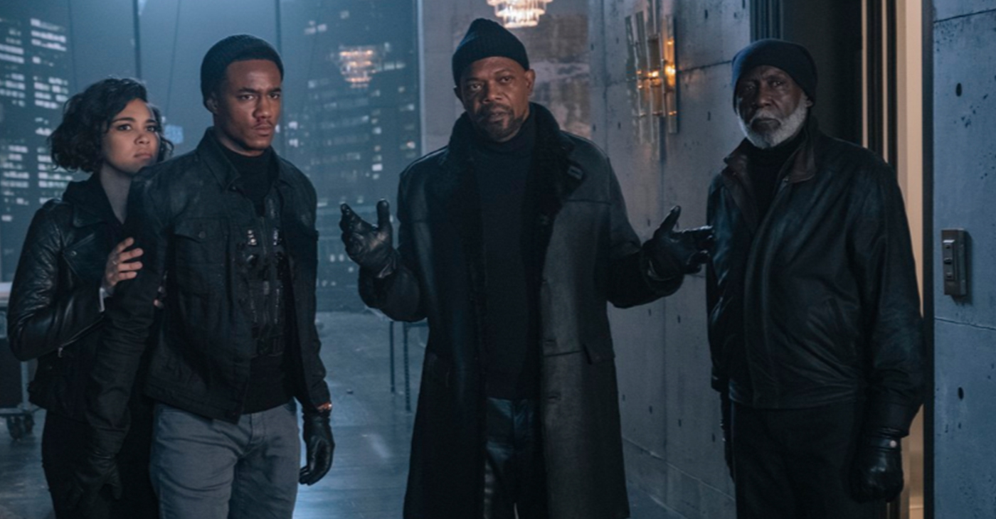 Cast of Shaft (Photo by: Rotten Tomatoes)