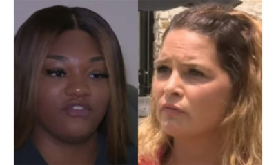 (l-r) Brittany Blakney and Kerrie Salazar (Photo by: KPRC)
