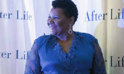 "Now a free woman, Alice Marie Johnson is promoting her new book, ""After Life: My Journey from Incarceration to Freedom."" (Photo: Karanja A. Ajanaku)"