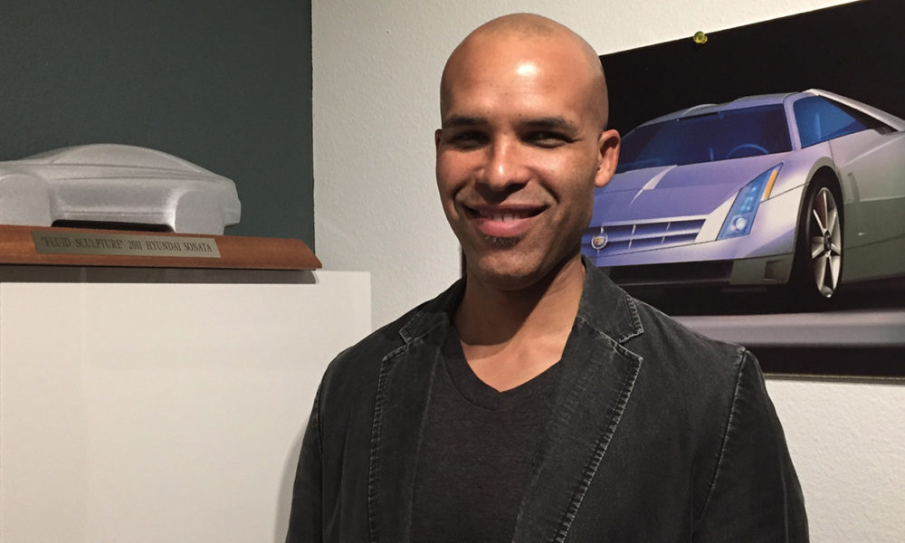 Global car designer Andre Hudson, who spent the first half of his career working for both General Motors and Hyundai, recently led a team of designers and sculptors, while working at the Italy-based Icona Design, re-imagining the next wave of vehicles.