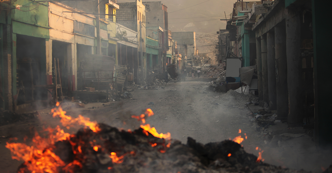 Congressional lawmakers have made several trips to Haiti and have witnessed firsthand the devastating toll that natural and manmade disasters have taken on the island nation and its citizens. (Photo: Aftermath of Haiti earthquake - iStockphoto / NNPA)