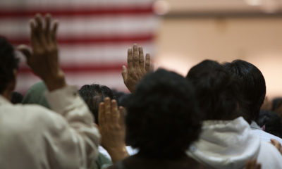 """In 2015, Hofeller also wrote that using census responses to a citizenship question, """"can be expected to provoke a high degree of resistance from Democrats and the major minority groups in the nation."""" (Photo: iStockphoto / NNPA)"""