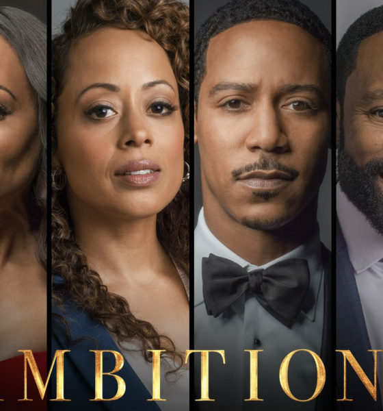 """""""Ambitions,"""" a big drama starring Robin Givens, Essence Atkins, Kendrick Cross, Brian Bosworth and Brian White, on OWN: The Oprah Winfrey Network."""