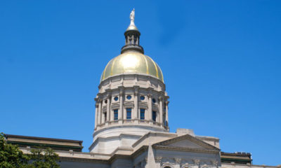 Georgia State Capitol (Photo by: Wikipedia)