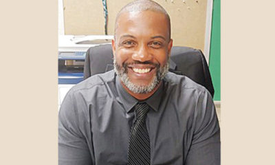 Superintendent James Harris