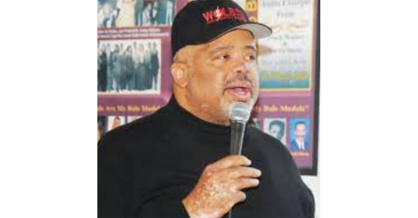 Larry Young, host of the Larry Young Morning Show on WOLB 1010AM, was once again named one of the best radio talk show hosts in America, by Talkers Magazine. (Courtesy Photo)
