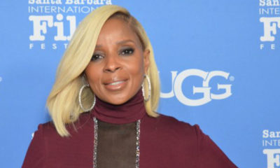 Mary J. Blige (Photo by: defendernetwork.com)